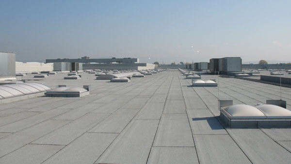 BMW Facility Modified Roof System